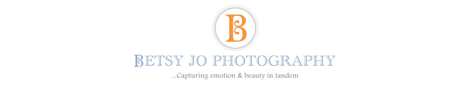 Betsy Jo Photography Blog logo